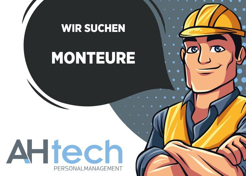 AH Tech sucht Monteure
