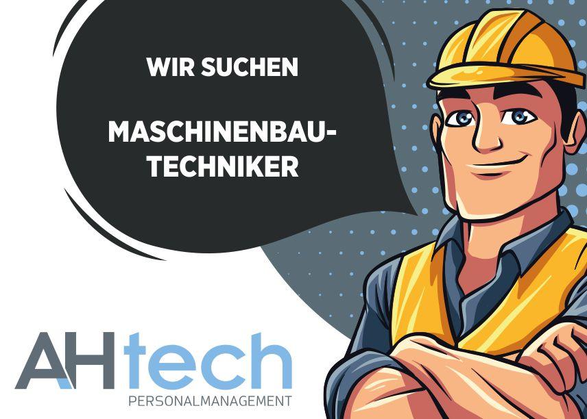 AH Tech sucht Maschinenbautechniker