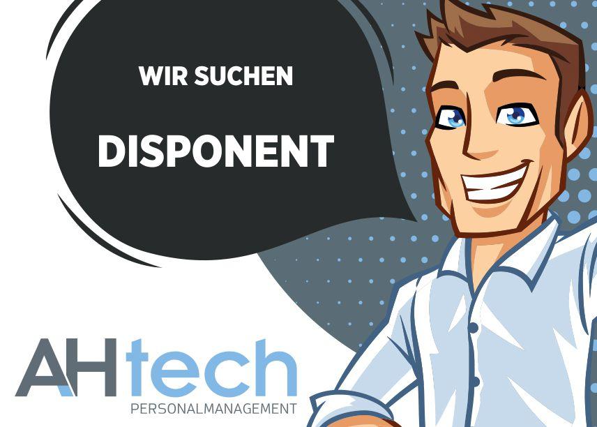 AH Tech stellt DisponentIn ein